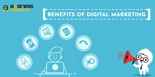 Benefites of Digital Marketing