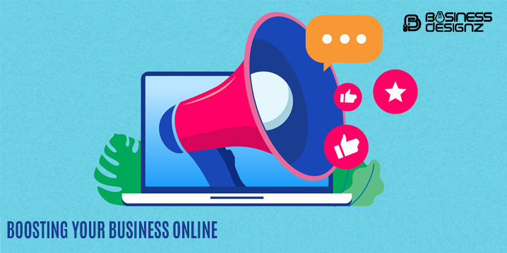 Boosting Your Business Online